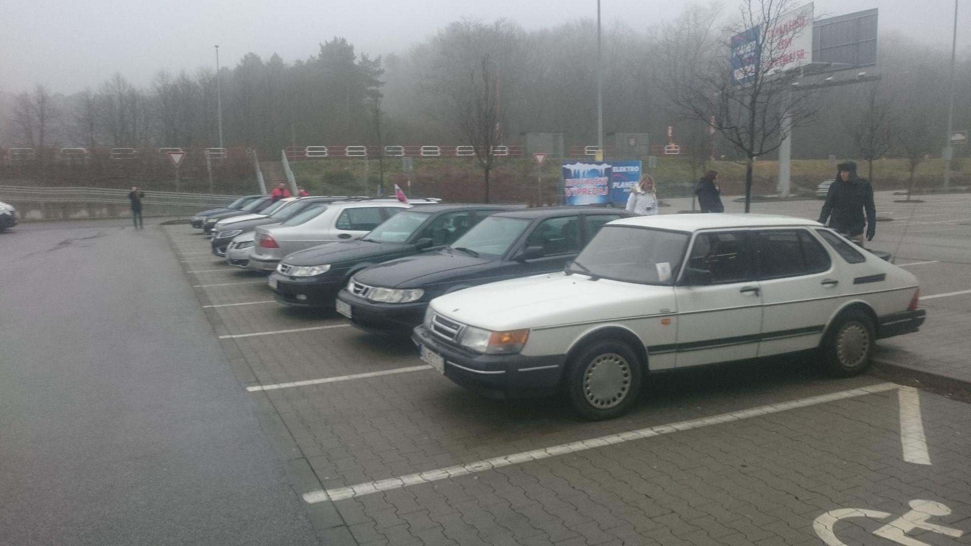 SAAB Support Convoy 2018
