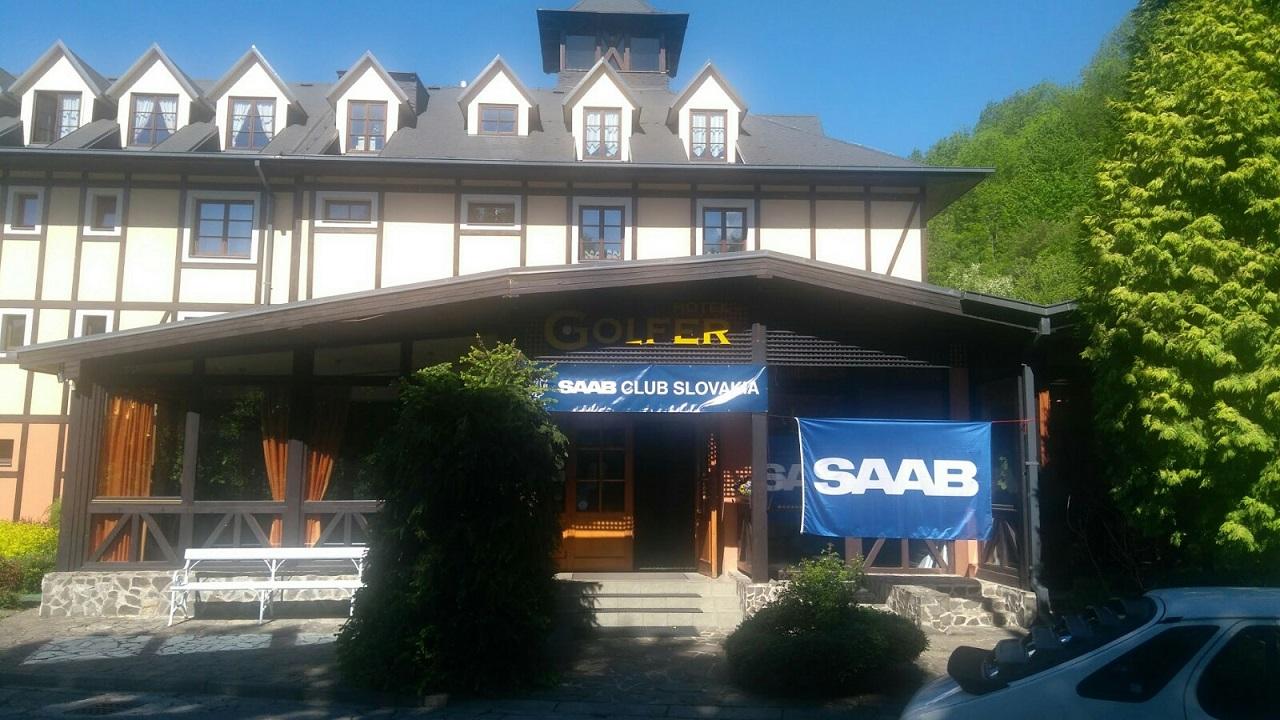 Výročný zraz SAAB CLUB SLOVAKIA 2019 - Kremnica